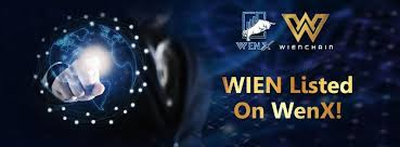 Wien listed on Wenx